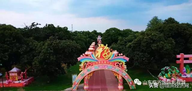 临沂国际影视城将于9月8日至10月8日举行第八届板栗文化节